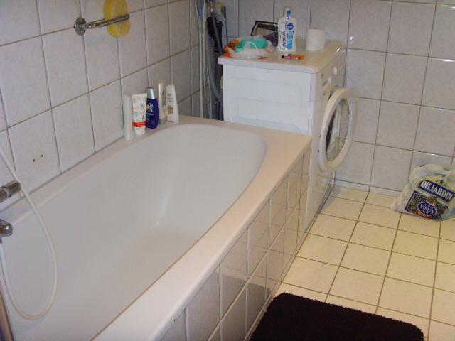 Multi functional bathroom